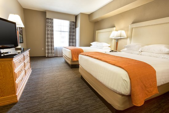 interior view of hotel room in san antonio bed bugs